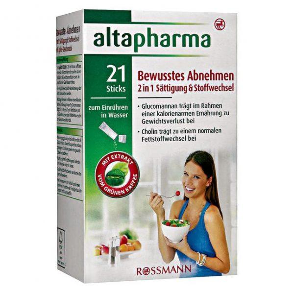 altapharma giảm cân