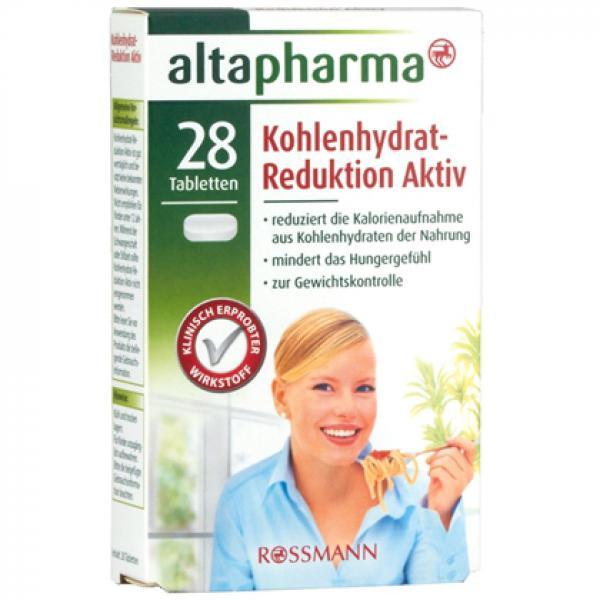 Kohlenhydrat-Reduktion Aktiv