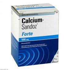 Calcium-Sandoz® Forte