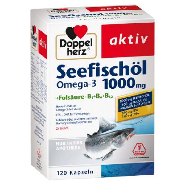 seefischol omega-3 1000mg