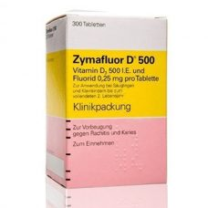 Vitamin D3 Zymafluor D500