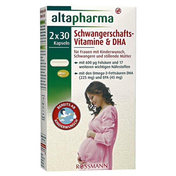 vitamine - DHA