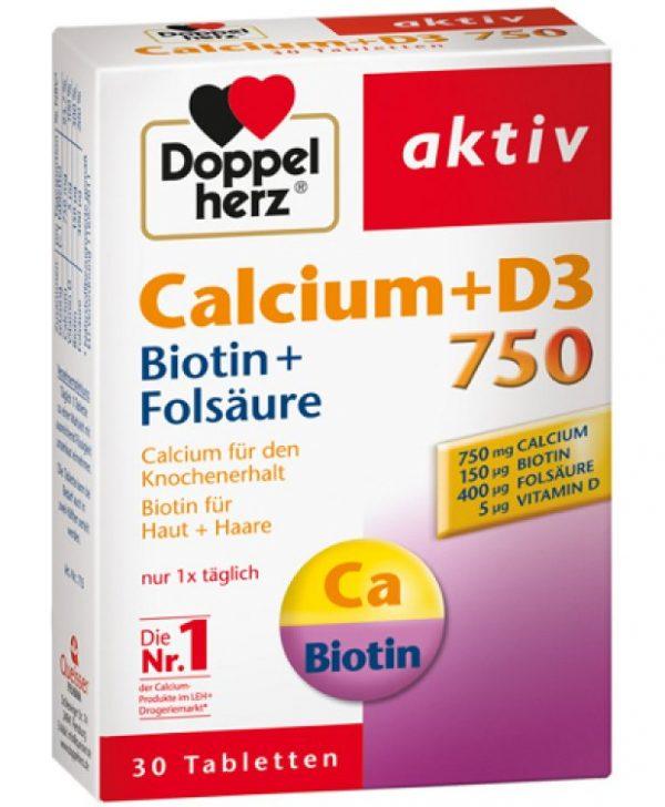 calcium + D3 750