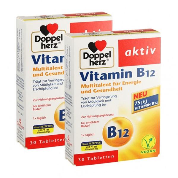 Doppelherzaktiv Vitamin B12